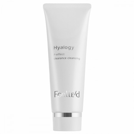 Hyalogy P-effect clearance cleansing 100g